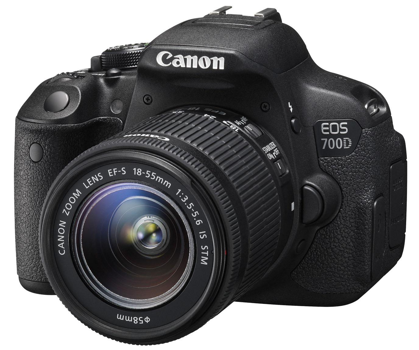 Annonce du Canon 700D et 100D