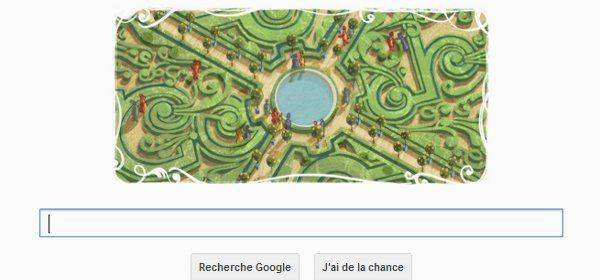 Culture et high tech : Le Nôtre sur Google