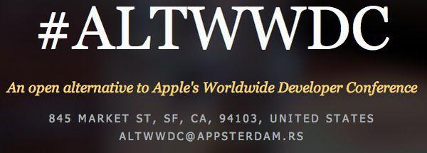 AltWWDC : pour ceux n'ayant pas de place à la WWDC