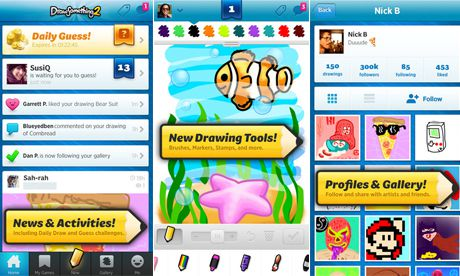 Draw something 2 disponible sur iOS