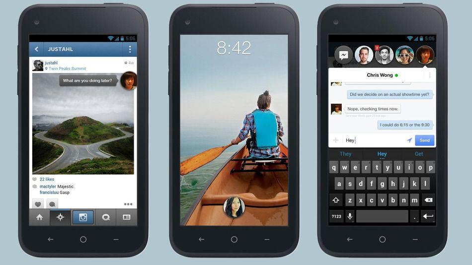 Comment installer Facebook Home sur vos smartphones Android ?