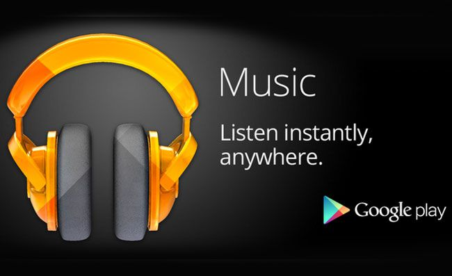Google Play Music All Access : le nouveau concurrent de Spotify & Co.