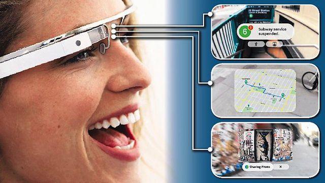 Une vidéo parodique pour les Google Glass