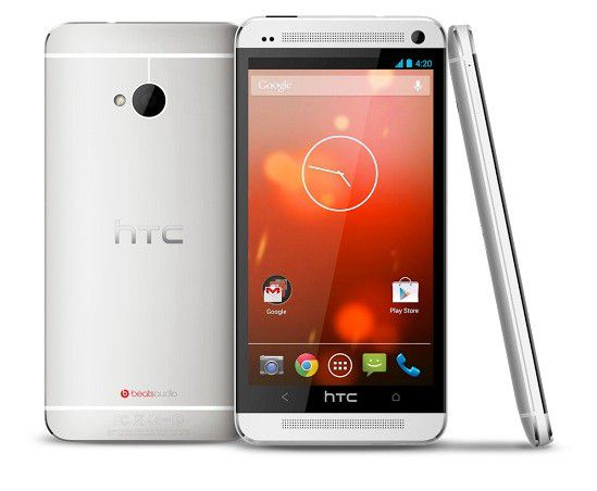 Le HTC One Google Edition officialisé