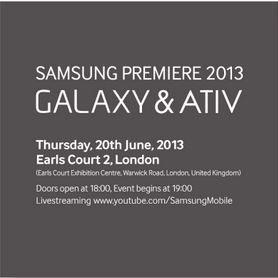 Une annonce Samsung le 20 juin