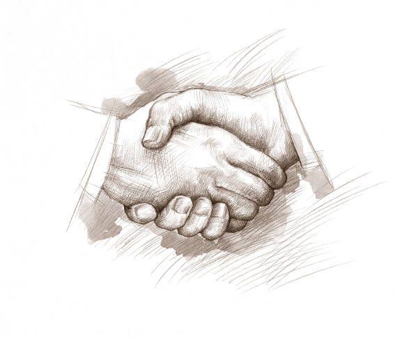 Décoder les poignées de mains : épisode 4