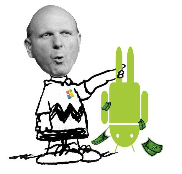Microsoft gagnerait-il des fortunes grâce à Android ?