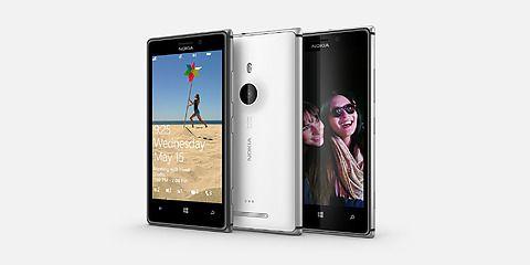 Annonce du Lumia 925