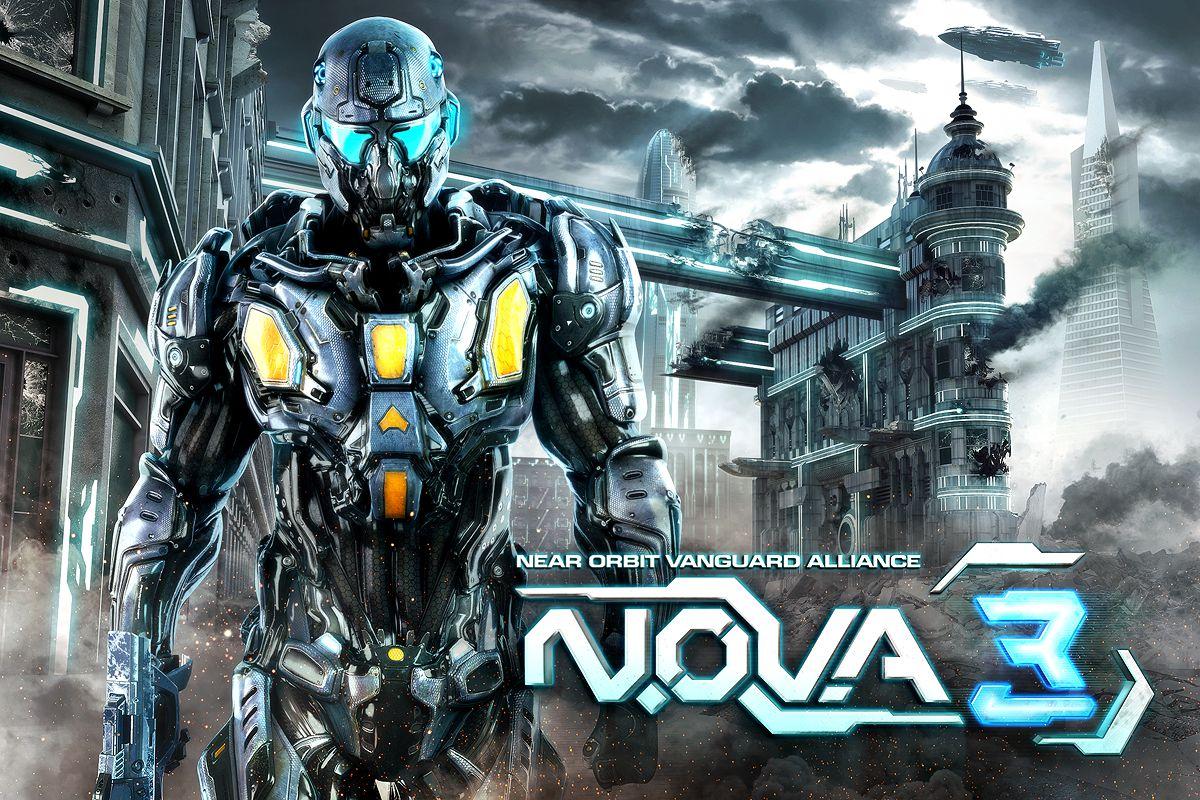 NOVA 3 et Gangstar Rio gratuit aujourd'hui sur iOS
