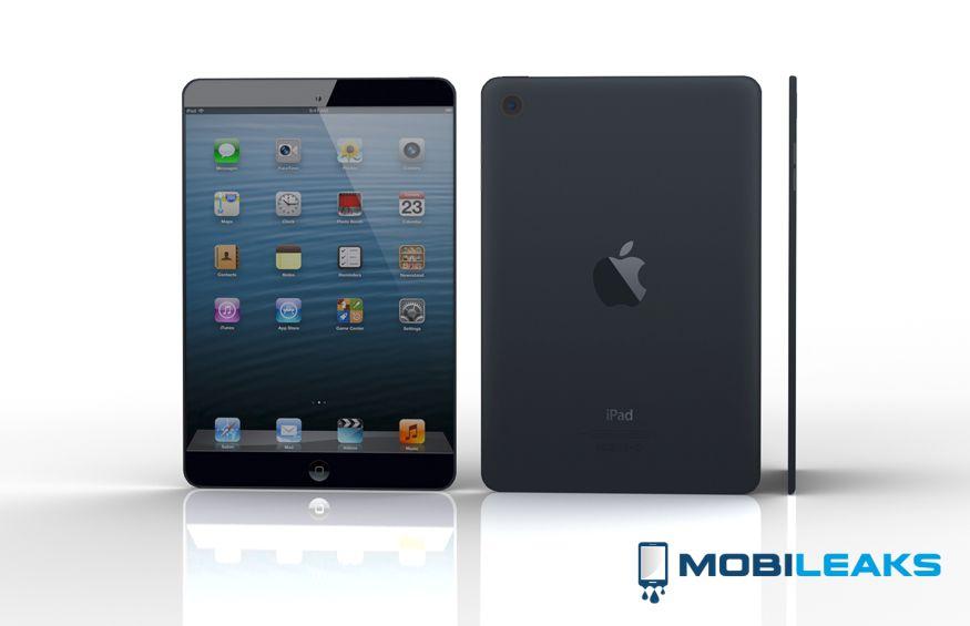 Les spécifications de l'iPad mini 2