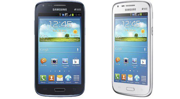 Samsung Galaxy Core annoncé