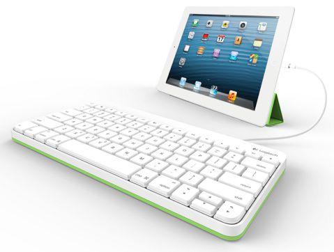 Un clavier filaire pour l'iPad pour les écoles