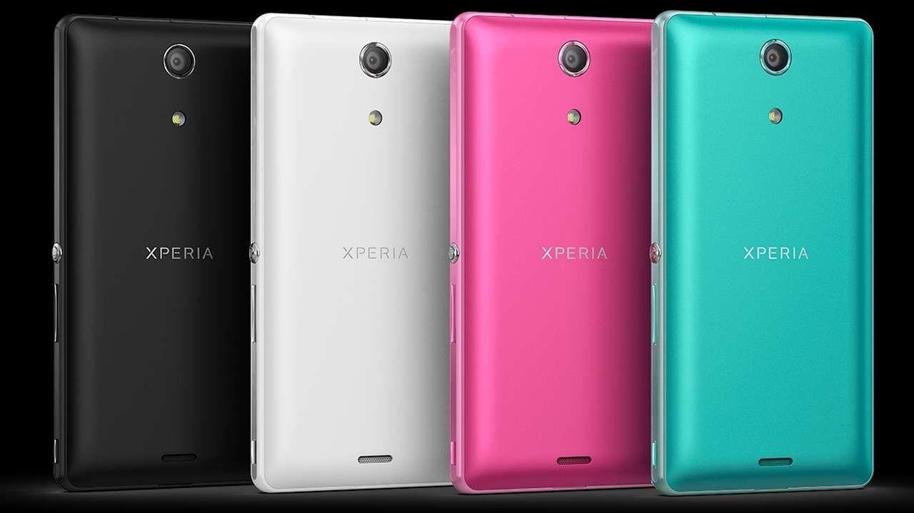 Xperia ZR annoncé