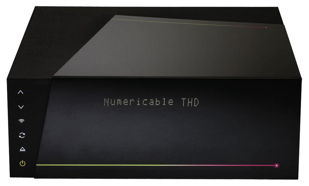 Presque toutes les chaînes de télévision gratuites chez Numéricable pour Noël