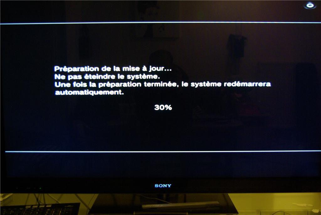 La mise à jour pour les PS3 bloquées disponible (explication en français)