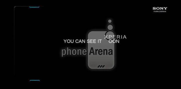 Nouveau smartphone Sony le mois prochain