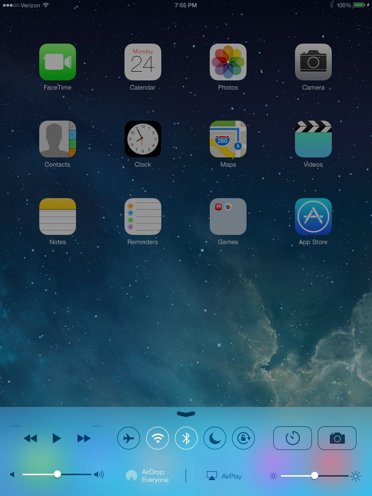 iOS 7 beta 2 disponible pour l'iPad
