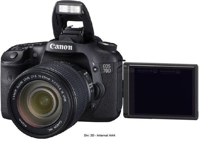 Canon EOS 70D le 2 juillet ?