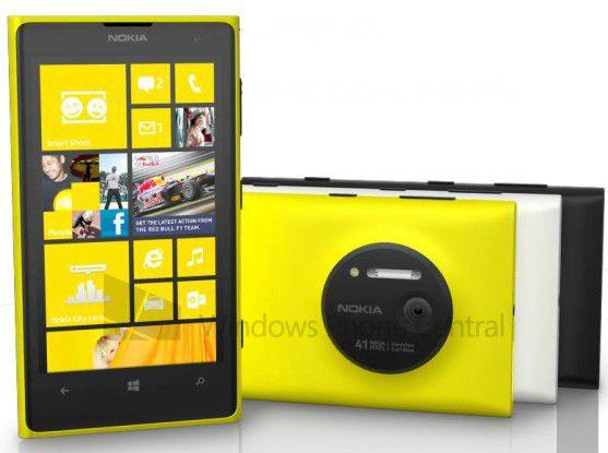 Nokia EOS de nouvelles informations et une photo.