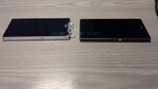 Comparaison photo Sony Honami et Xperia Z