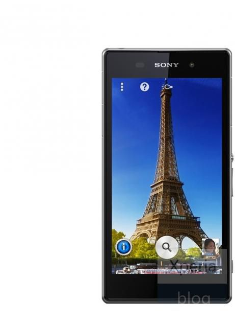 Les photos officielles du Sony Honami ?