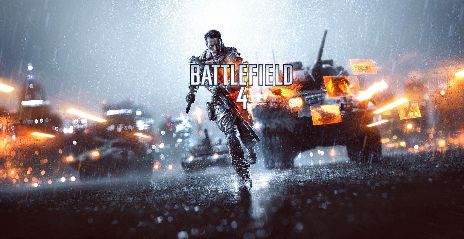 Un gameplay de Battlefield 4