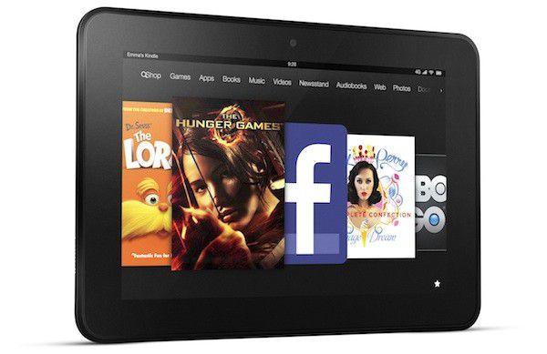 La Kindle Fire HD voit son prix baisser