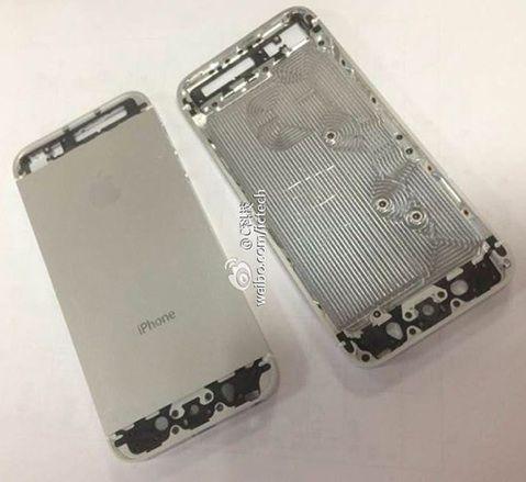 De nouvelles informations sur l'iPhone 5S