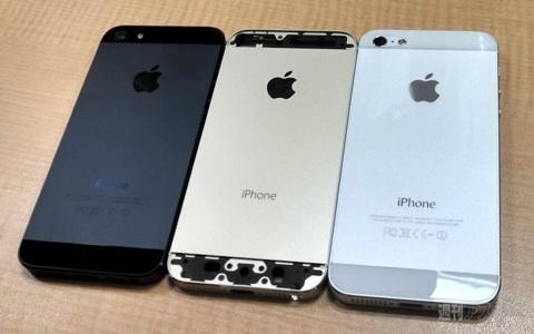 L'iPhone 5S gris graphite en vidéo ?