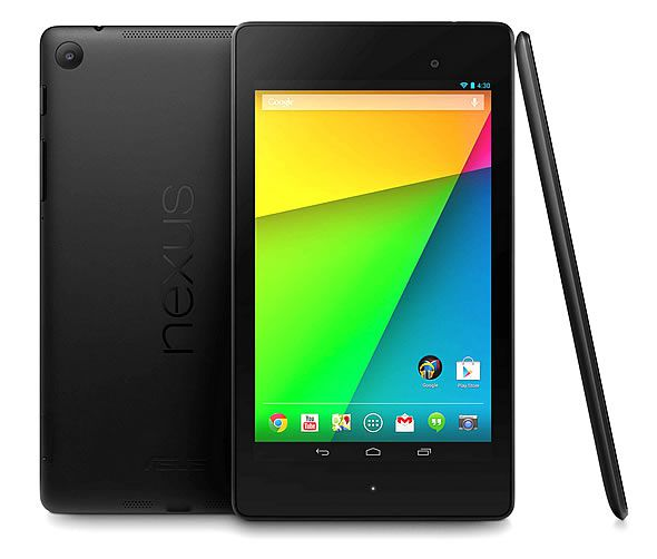 La Nexus 7 version 2 est disponible