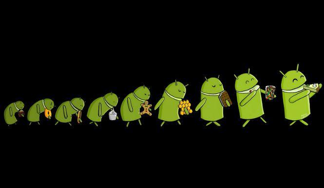 Un concept très intéressant d'Android 5