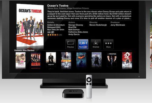 Une nouvelle Apple TV le mois prochain ?