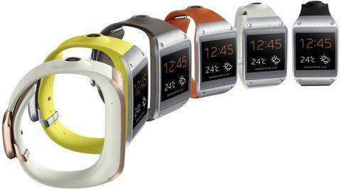 Galaxy Gear la montre connectée de Samsung, sortie trop tôt ?