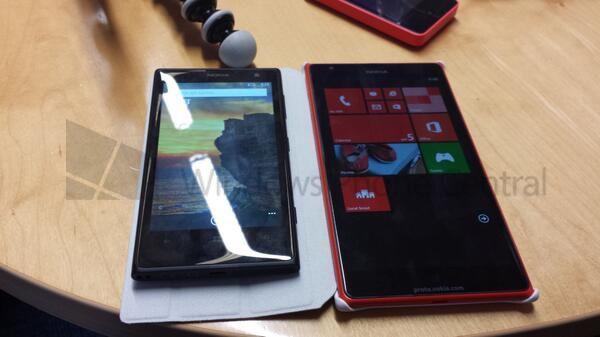 Le Nokia Lumia 1520 pourrait être officialisé le 26 septembre