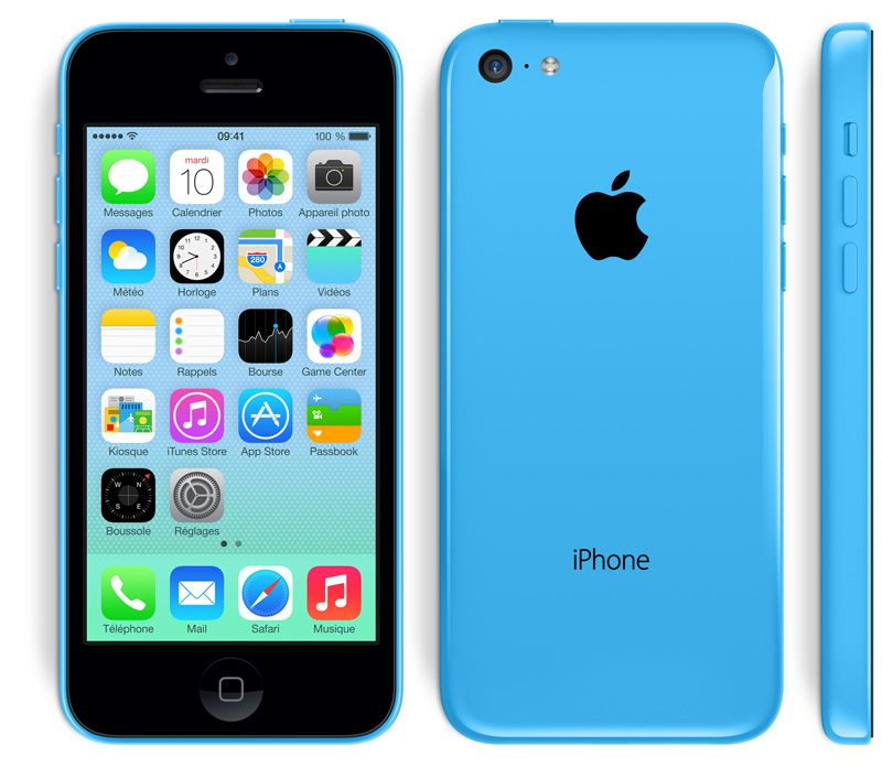 iPhone 5c un flop programmé par Apple ?