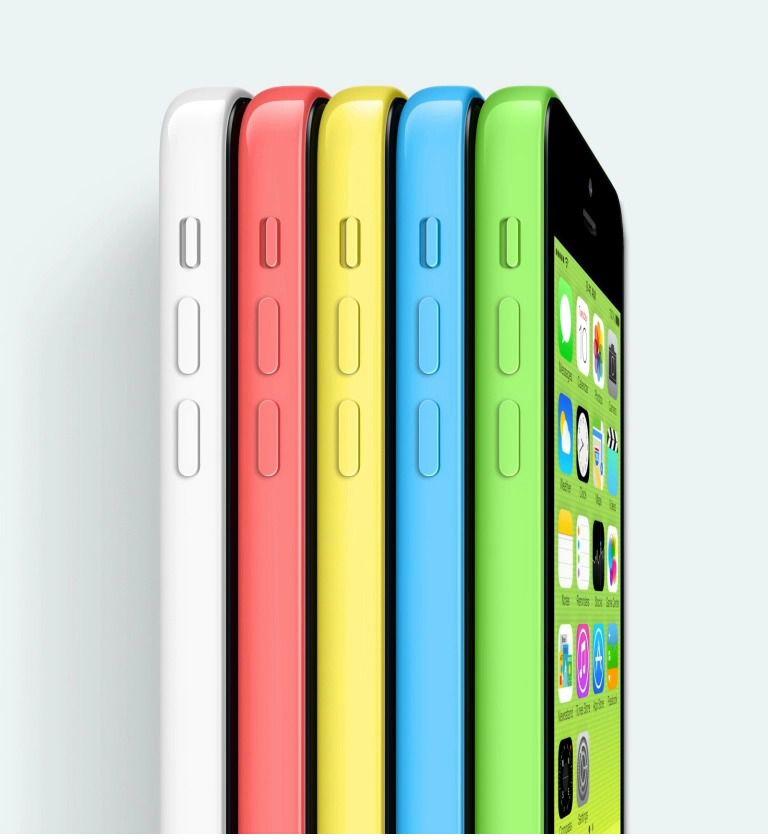 Les iPhone 5c et 5s disposent d'une batterie 5 à 10% supérieure