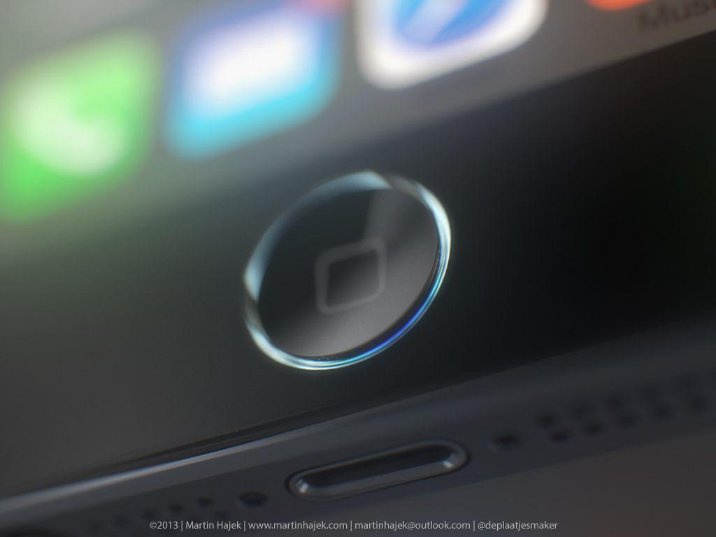 Un lecteur d'empreinte sur l'iPhone 5S