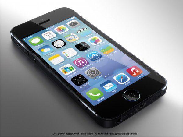 Une première publicité pour l'iPhone 5s