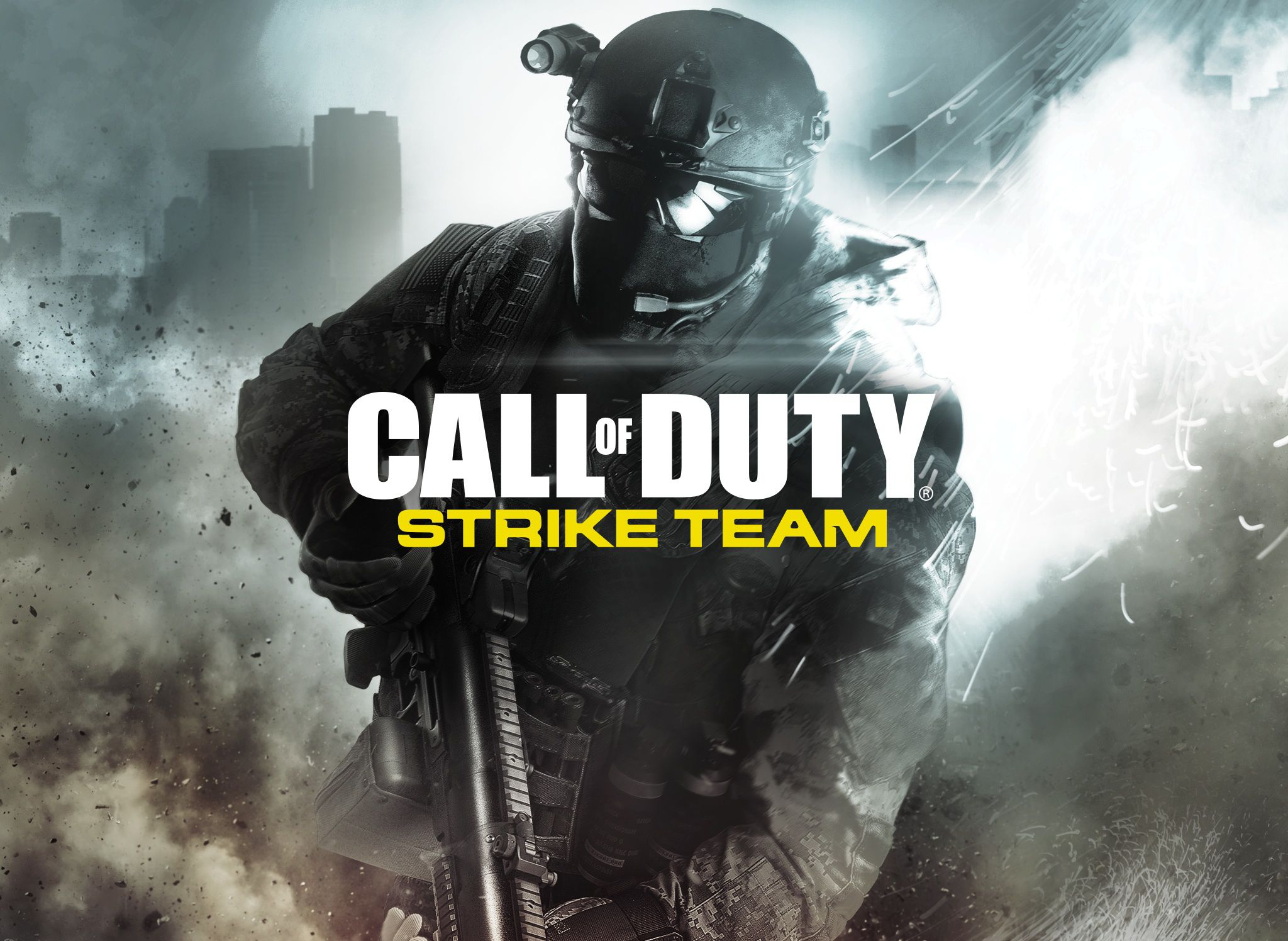 Call of Duty Strike Team sur Android