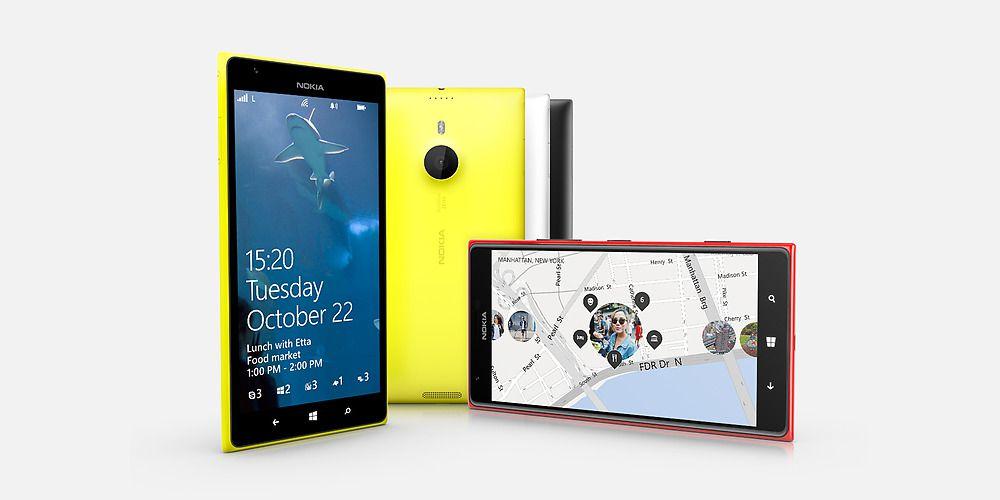 Nokia Lumia 1520, une phtablette pour la marque