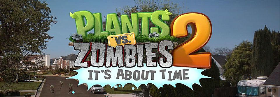 Plants vs Zombie 2 enfin disponible sur Android