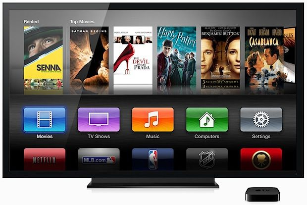 L'Apple TV au programme de la prochaine keynote d'Apple