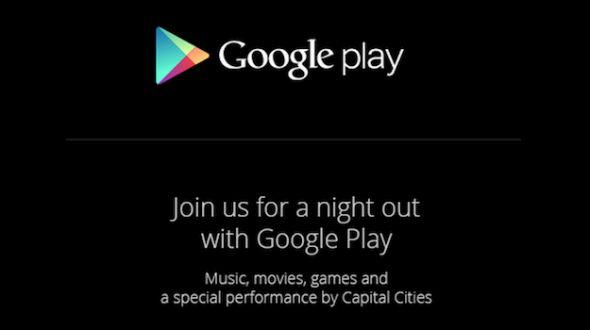 Une conférence Google le 24 octobre prochain