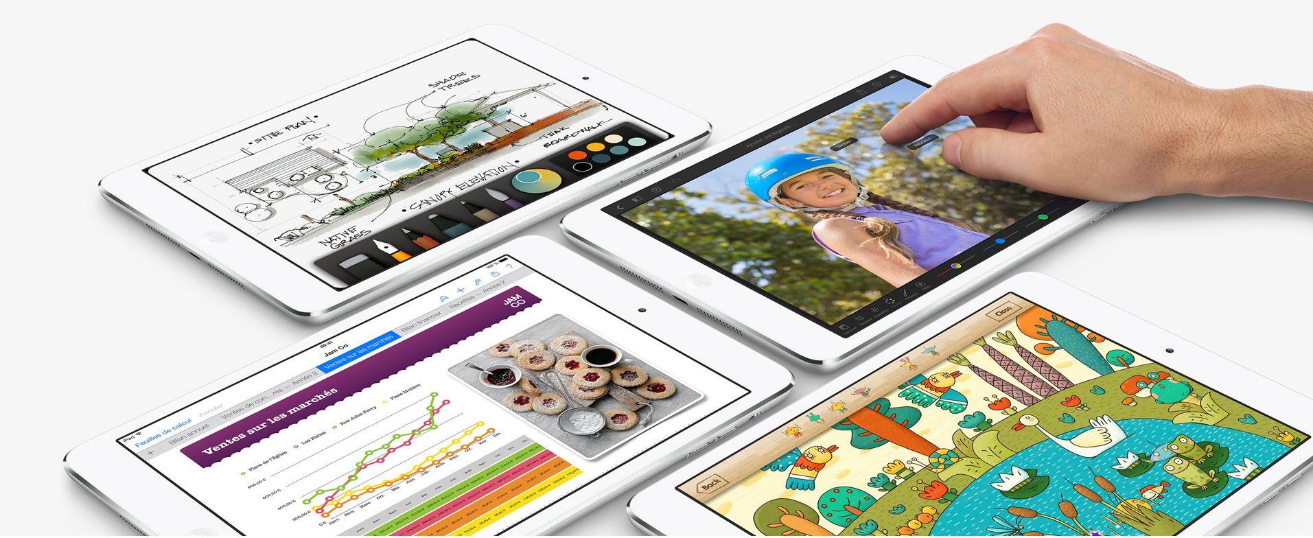 L'iPad mini retina pas vraiment bon marché