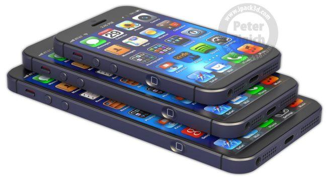 L'iPhone 6 disposerait d'un écran de 4,8 pouces