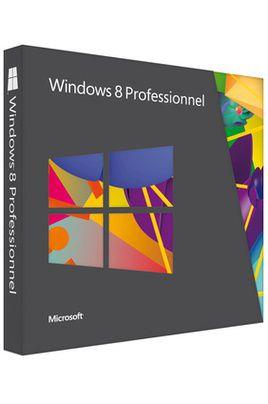 Windows 8.1 Professionnel pour 40€