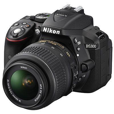 Le Nikon D5300 a été annoncé
