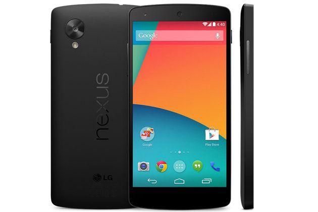 Le Nexus 5 est disponible !