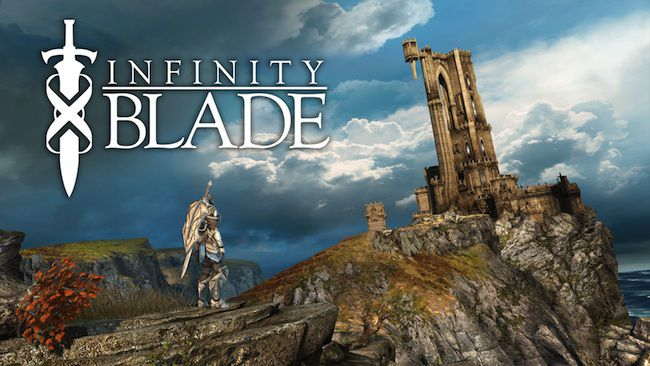 Infinity Blade gratuit aujourd'hui sur iPhone et iPad