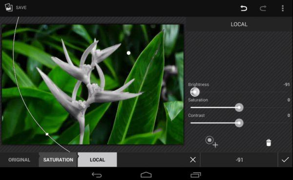 Le nouvel éditeur photo d'Android 4.4 se dévoile en vidéo